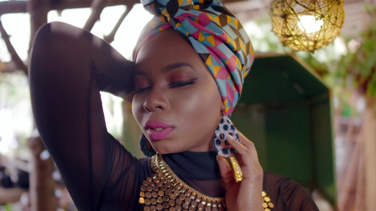 Maxi Priest feat. Yemi Alade - This Woman [1/12/2018]