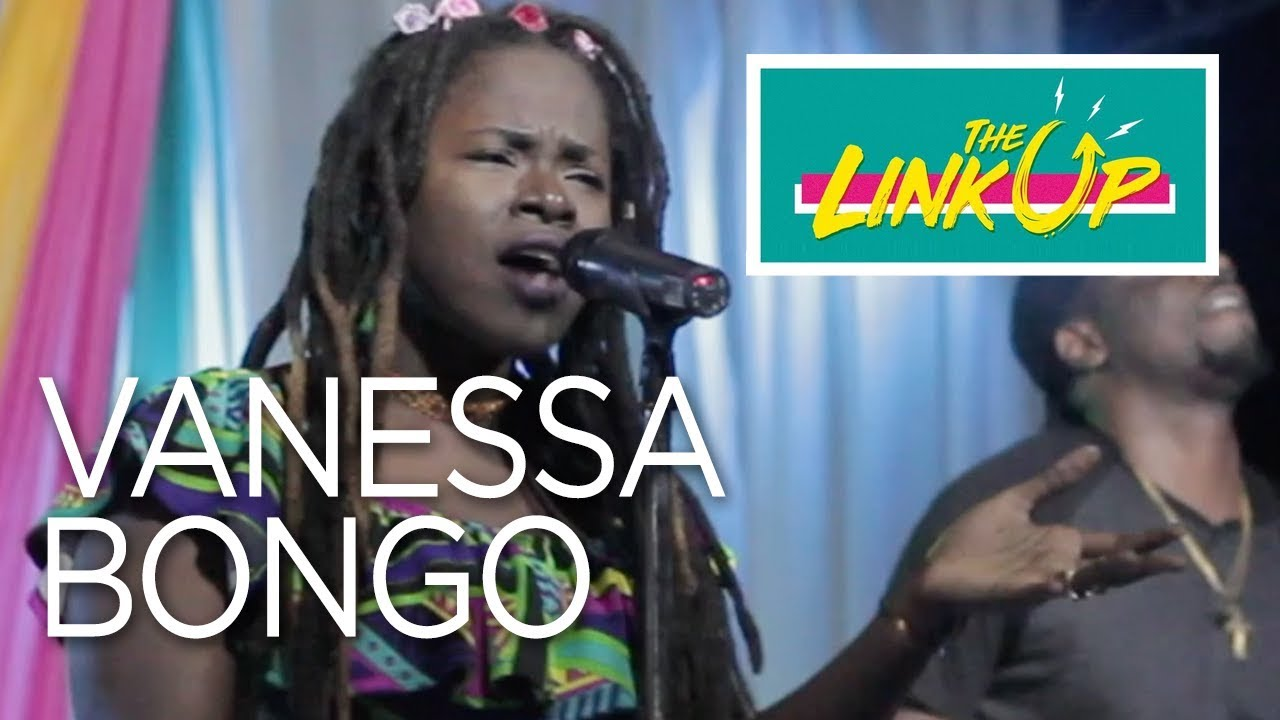 Vanessa Bongoin Kingston, Jamaica @ The Link Up 2018 [2/8/2018]