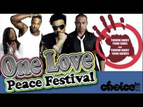 Trailer: One Love Peace Festival 2011 [6/5/2011]