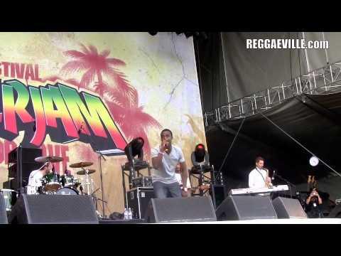 Romain Virgo @ SummerJam [7/3/2011]