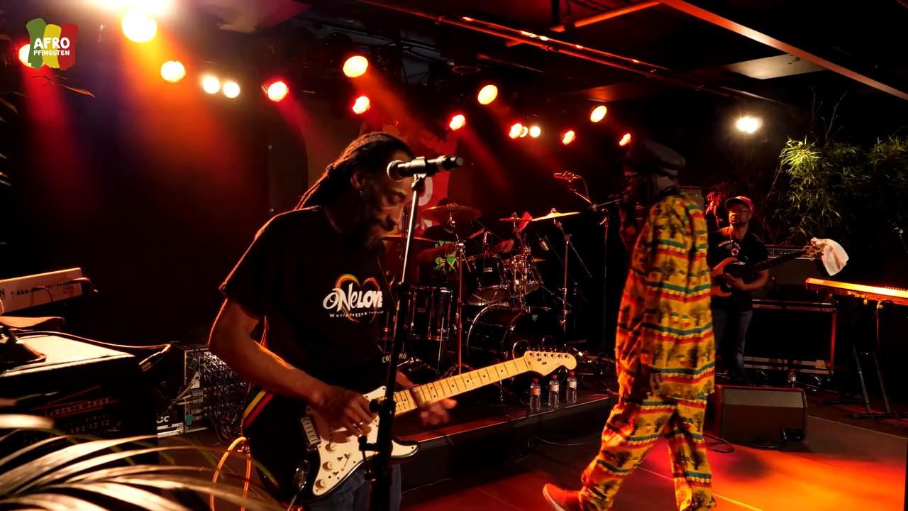 Macka B & Roots Ragga Band @ Afro-Pfingsten Festival 2017 (Full Show) [5/28/2017]