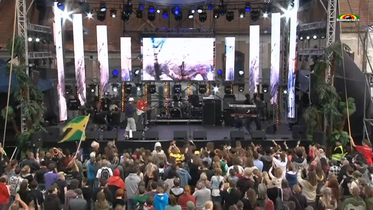 Laid Blak @ Ostroda Reggae Festival 2012 [8/10/2012]