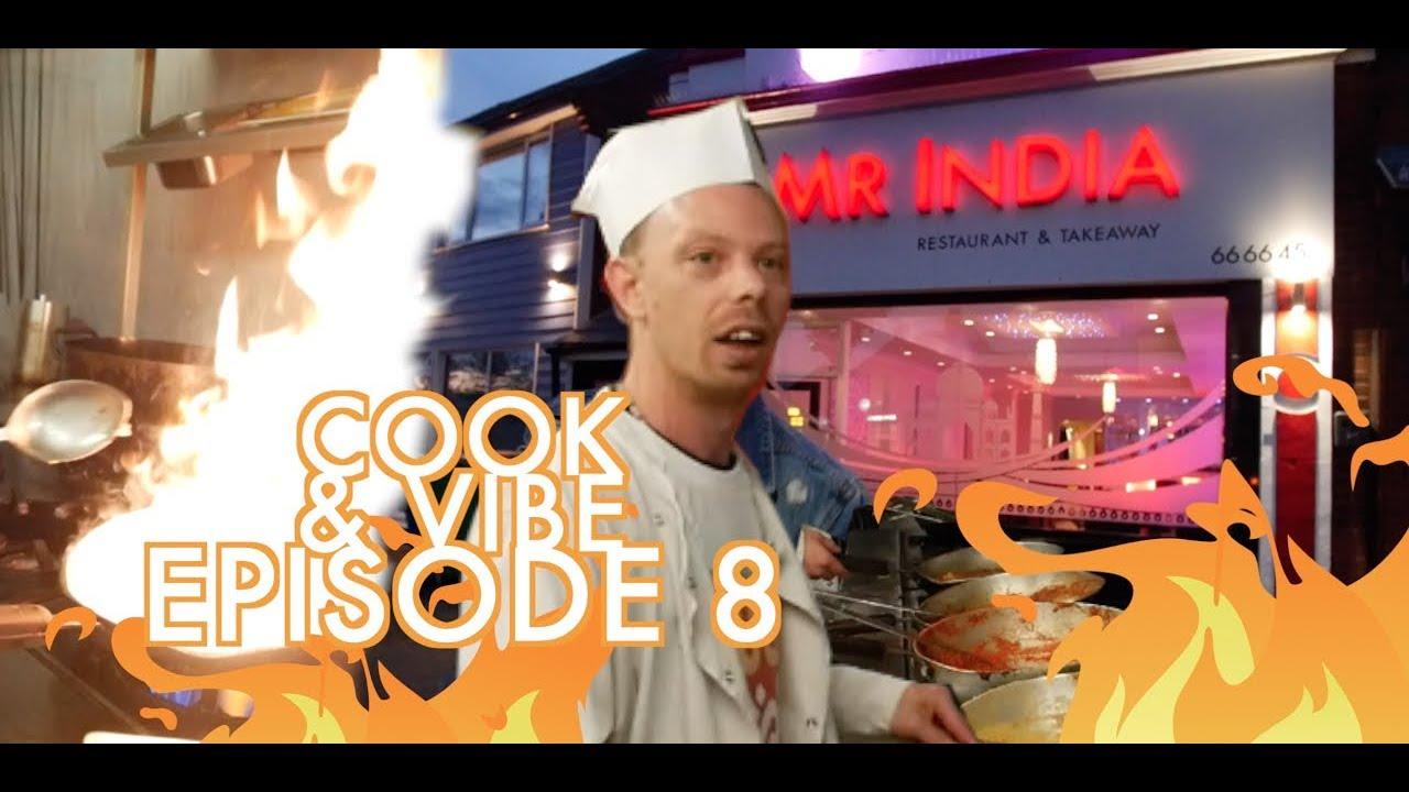 M dot R - Cook & Vibe #8 - Mr India / The Shisha Bar [6/23/2019]