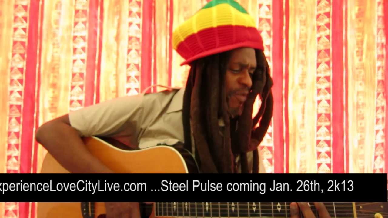 Drop: Steel Pulse @ Love City Live! 2013 [10/17/2012]