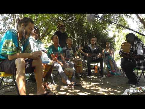 Max Romeo & Rominal - Truce @ Jamaican Raw Sessions #3 [6/29/2015]