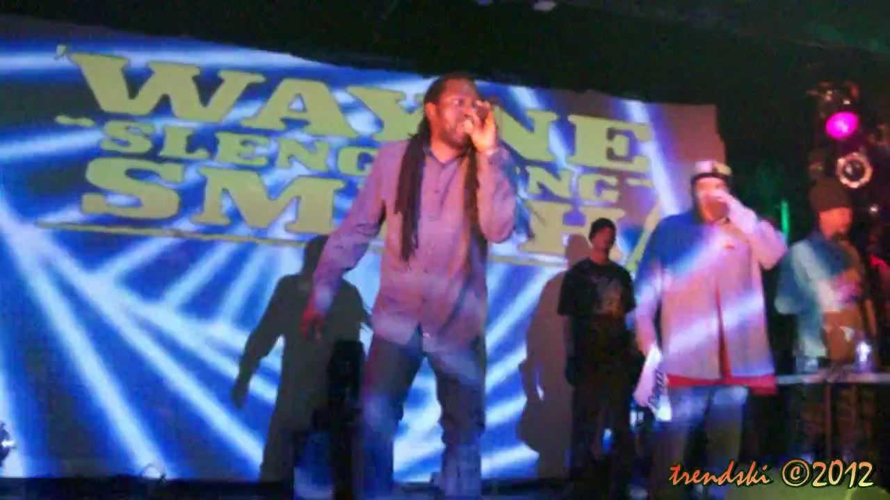 Wayne Smith in Los Angeles, CA [2/22/2012]