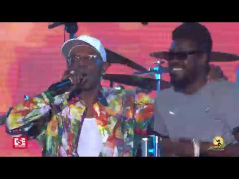 Beres Hammond feat. Beenie Man @Reggae Sumfest 2019 [7/20/2019]