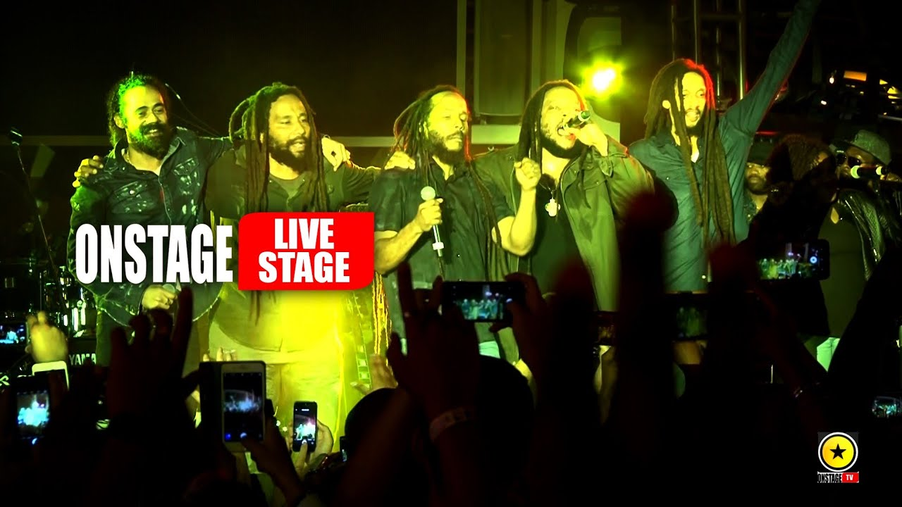 Marley Brothers @ Welcome To Jamrock Reggae Cruise 2018 (OnStage TV) [12/5/2018]
