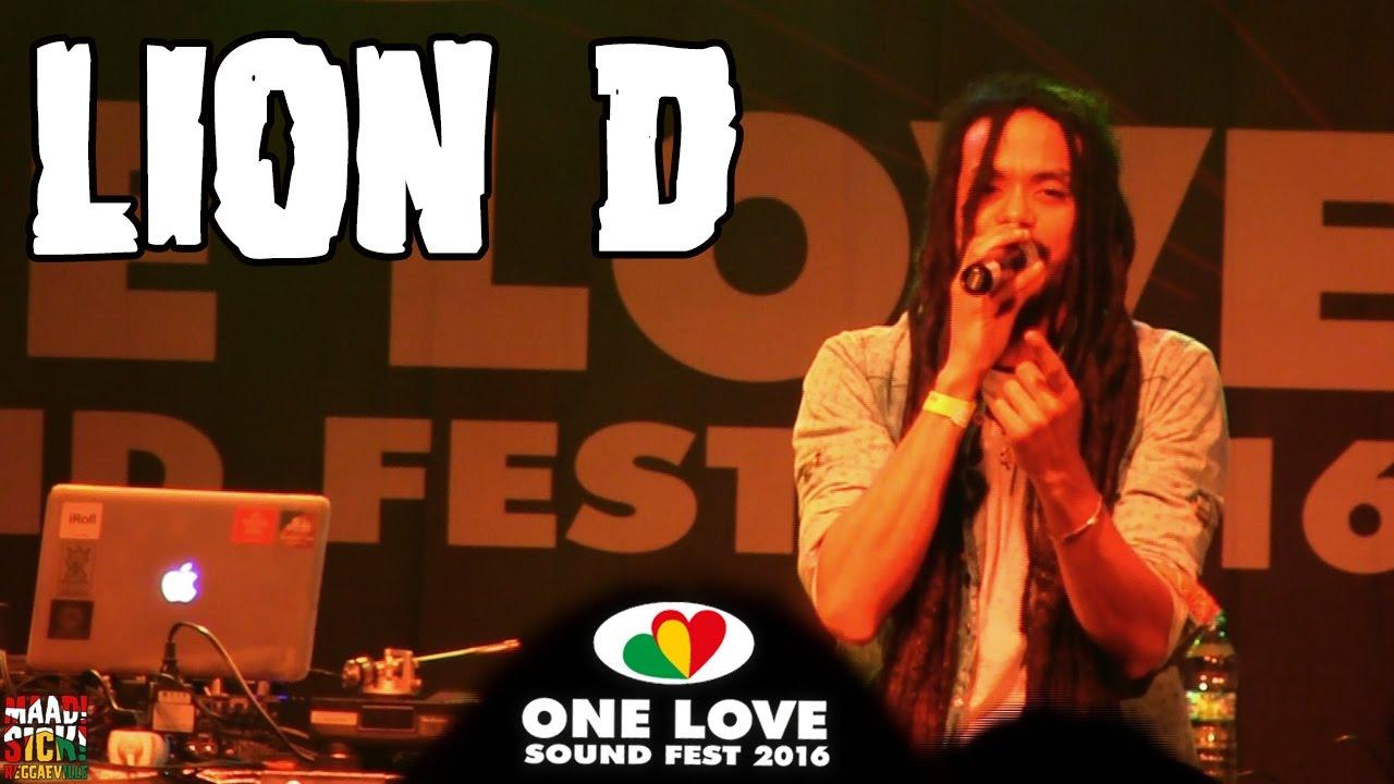 Lion D @ One Love Sound Fest 2016 [11/19/2016]