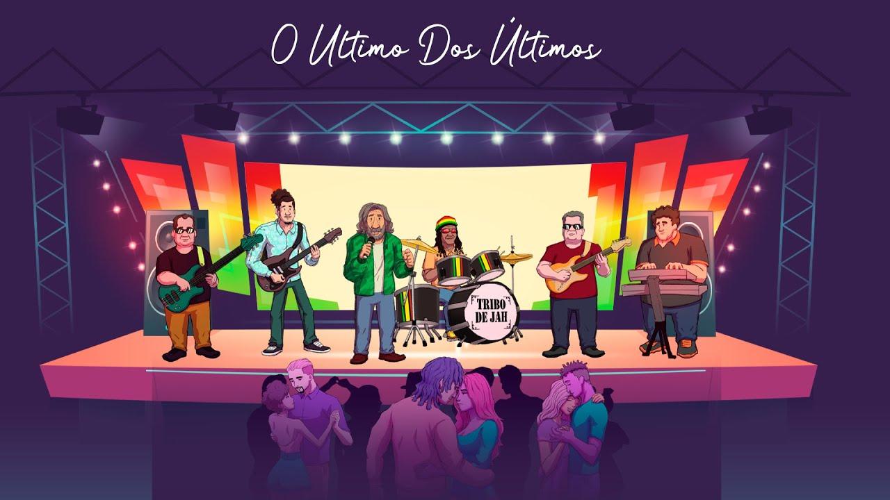 Tribo De Jah - O ultimo dos Ultimos (Lyric Video) [8/24/2021]