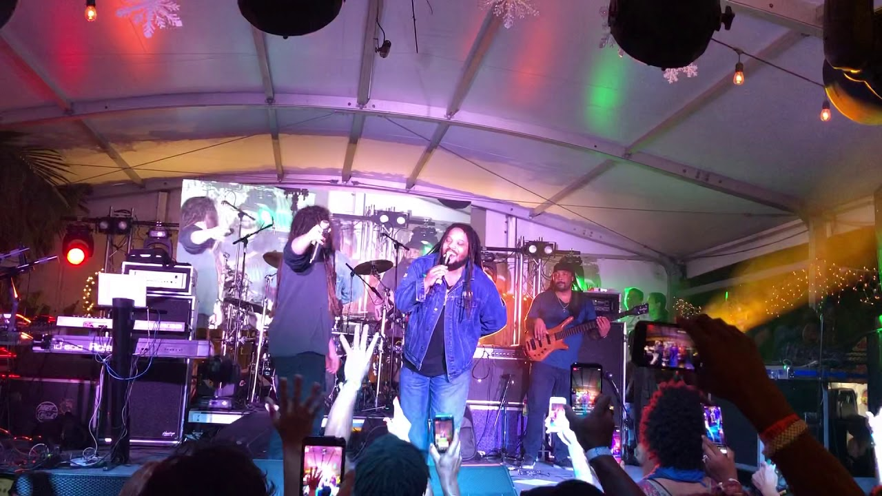 Stephen Marley & Sons - Could You Be Loved @ New Year's Day Reggae Jam 2019 [1/1/2019]