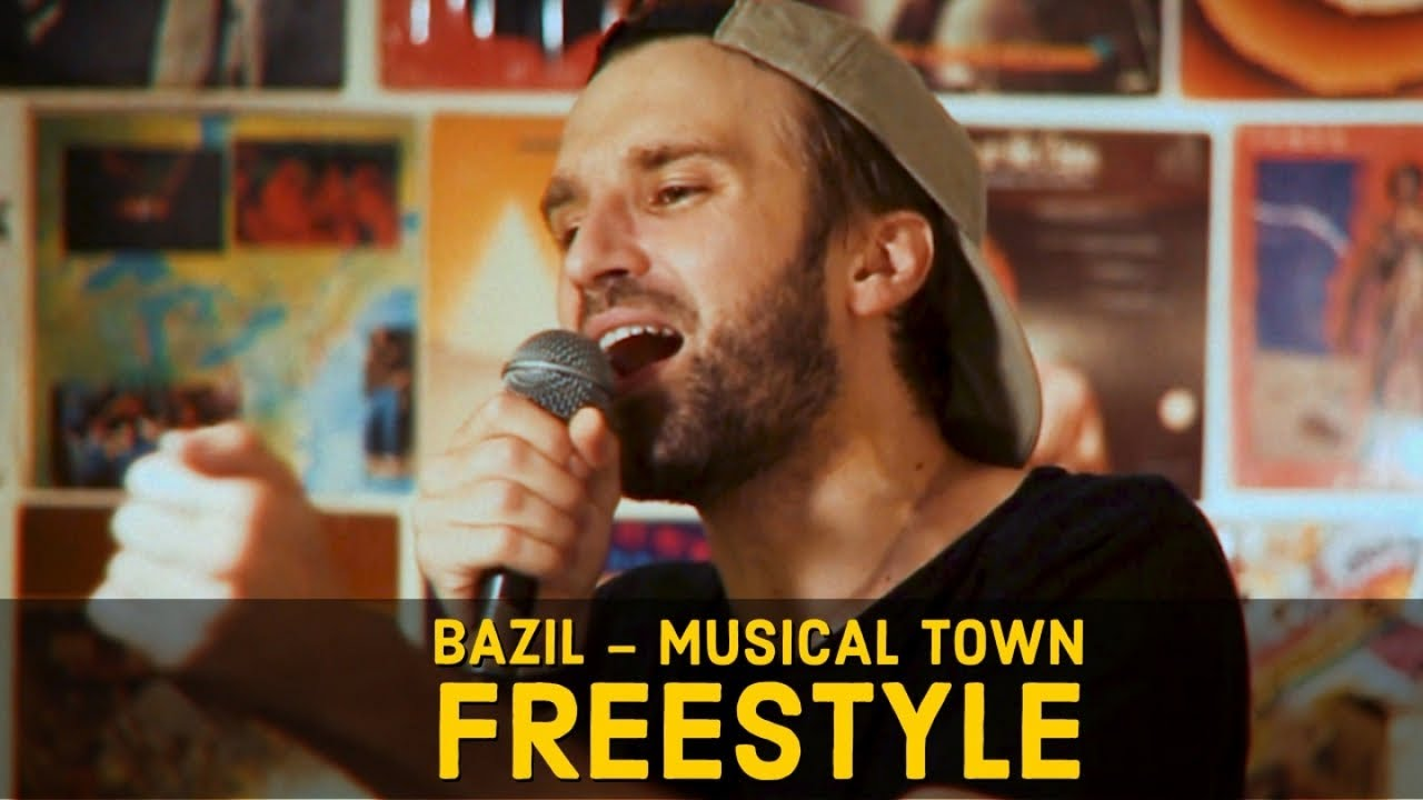 Bazil - Musical Town (Freestyle) [6/18/2019]