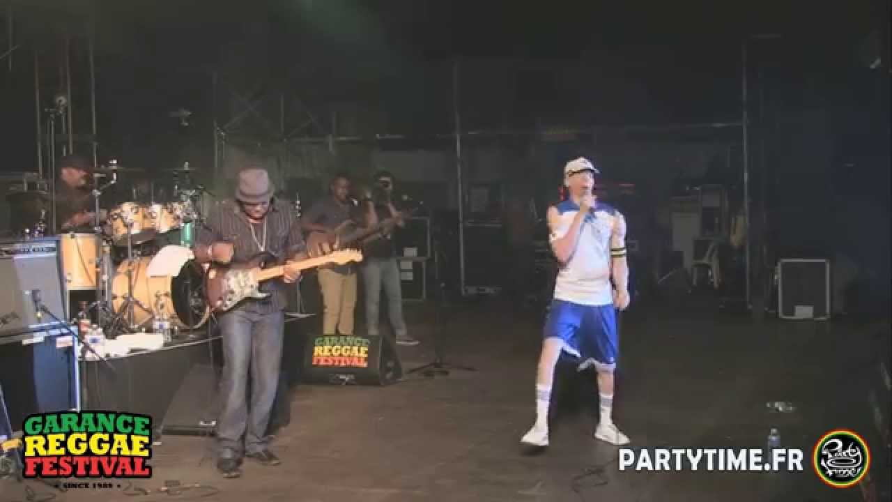 Yellowman @ Garance Reggae Festival 2014 [7/25/2014]