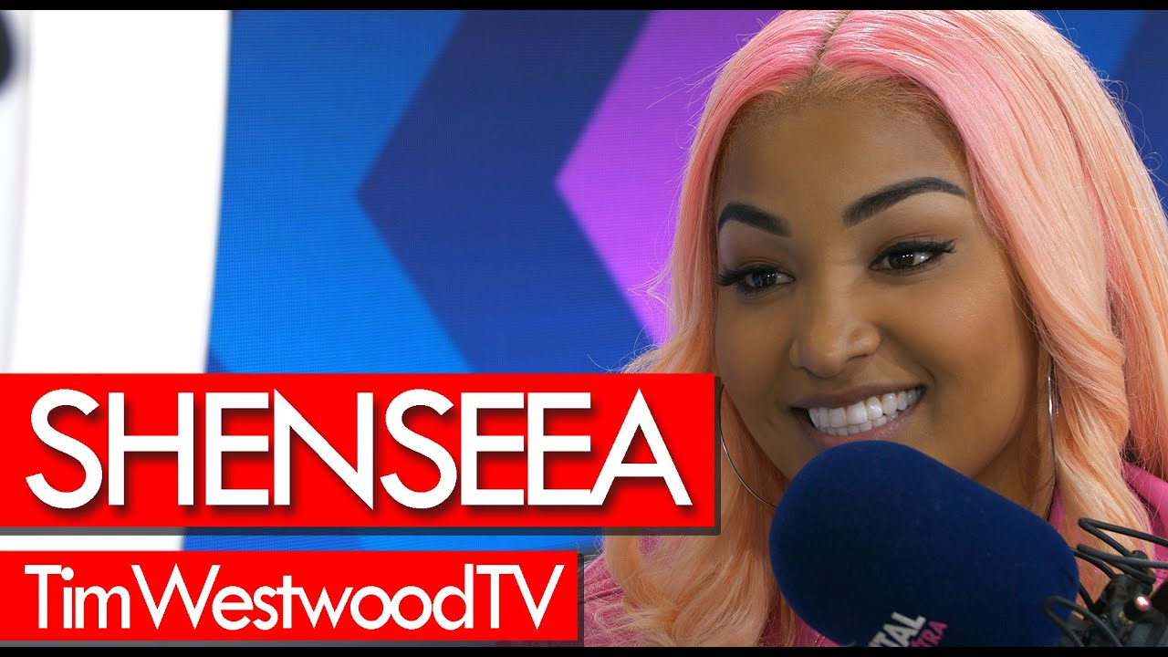 Shenseea Interview @ Capital XTRA by Tim Westwood [1/23/2020]
