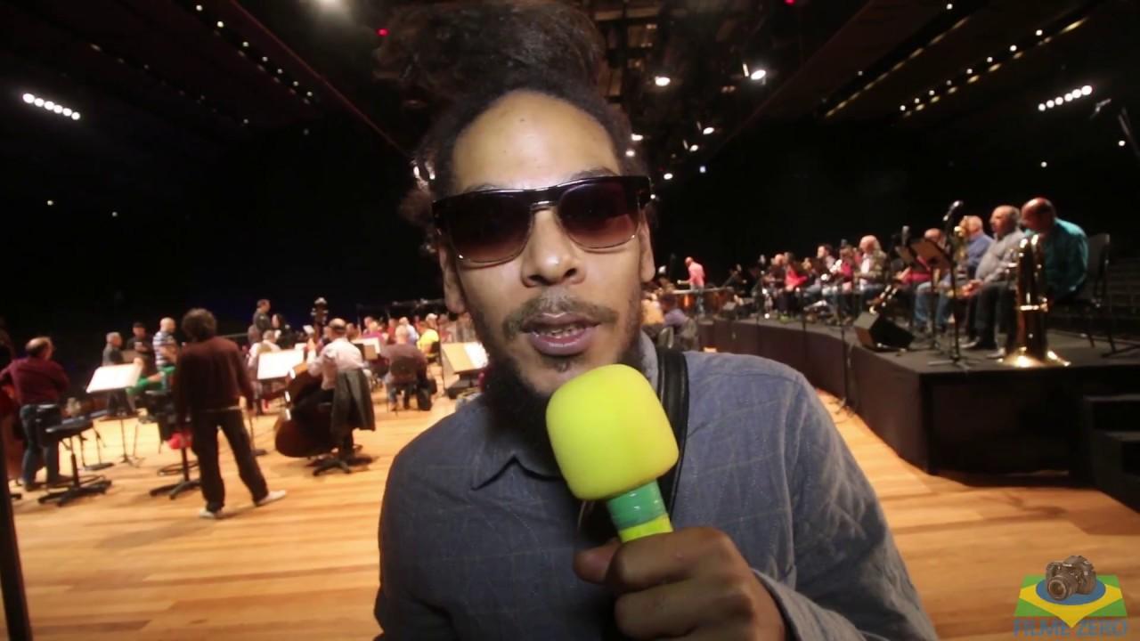 Dada Yute & Banda Leões de Israel - Reggae In Concert [5/31/2018]