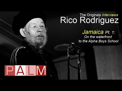 Interview with Rico Rodriguez - Jamaica #1 [1/7/2016]