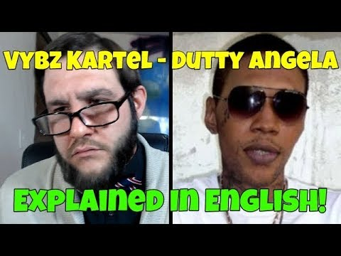 Vybz Kartel - Dutty Angela (Explained In English!) [2/4/2019]