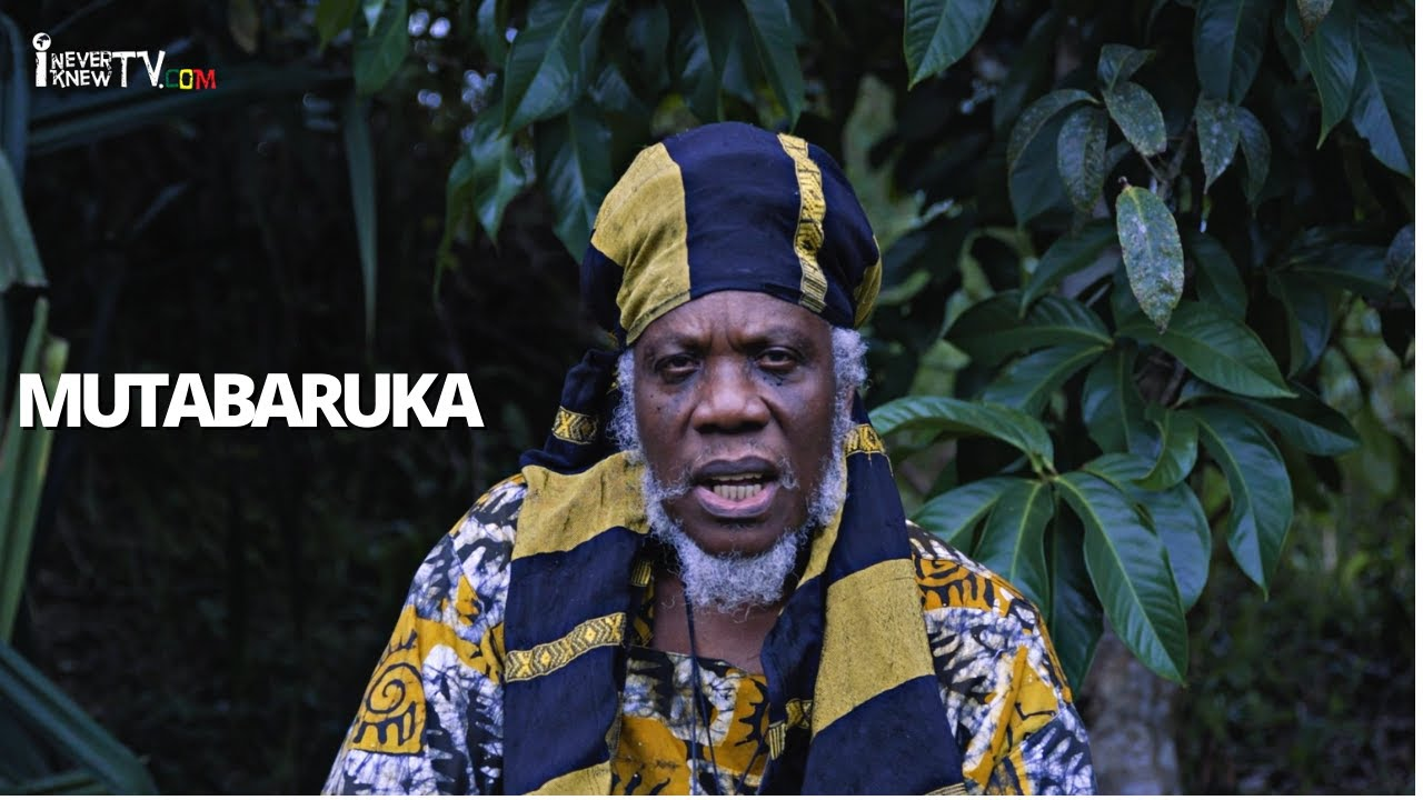 Mutabaruka About The Mark of The Beast and 666 (INK TV) [8/27/2021]