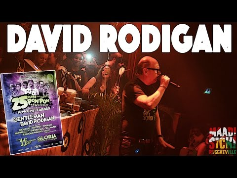 David Rodigan plays Jackie Opel - You're Too Bad @ 25 Years Pow Pow Movement in Cologne, Germany [12/11/2015]