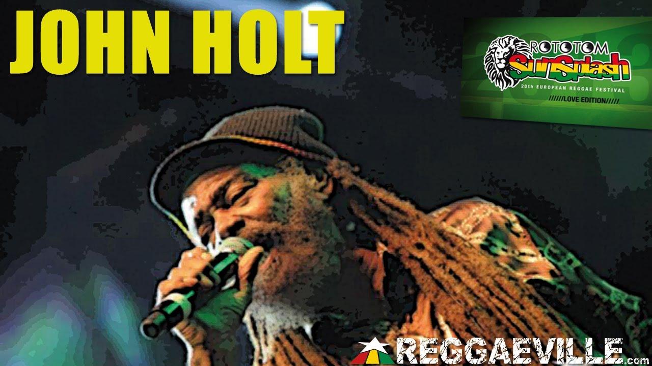John Holt - A Love I Can Feel @ Rototom Sunsplash 2013 [8/23/2013]
