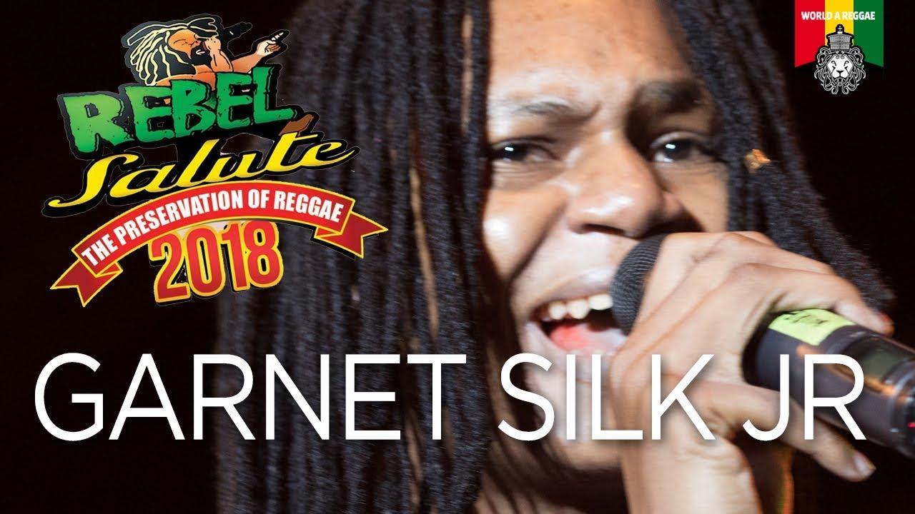 Garnet Silk Jr @ Rebel Salute 2018 [1/13/2018]