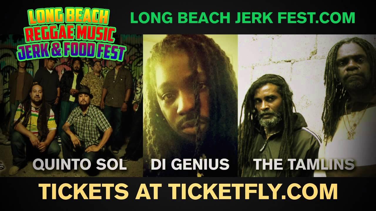Long Beach Reggae Music Jerk & Food Fest 2014 (TV Spot) [9/26/2014]