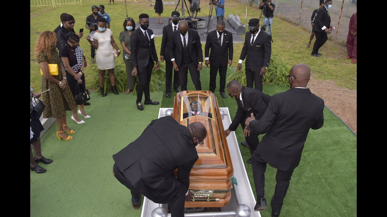 Toots Hibbert Laid To Rest (Jamaica Gleaner Report) [11/15/2020]