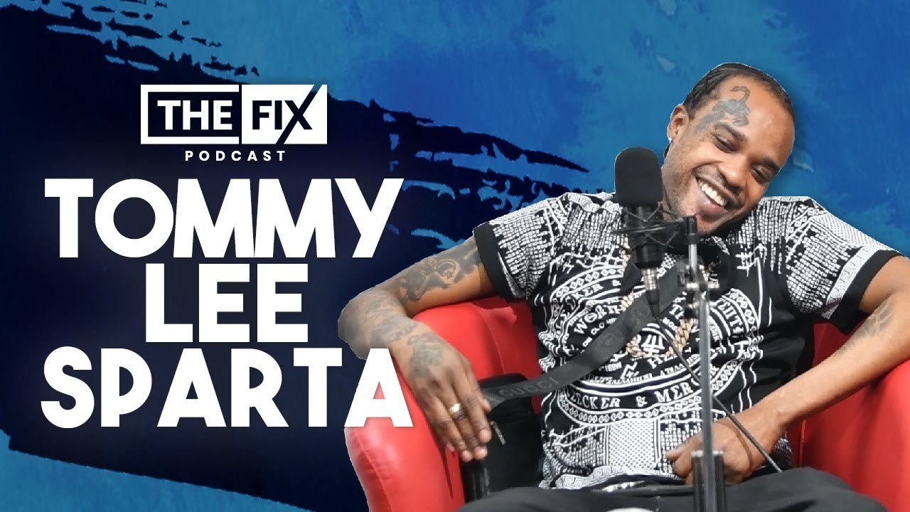 Tommy Lee Sparta Interview @ The Fix [7/5/2019]