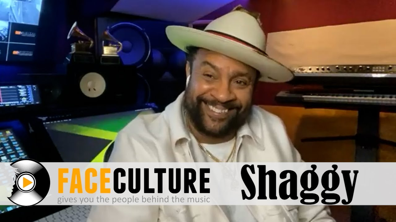 Shaggy Interview @ Face Culture [12/17/2020]