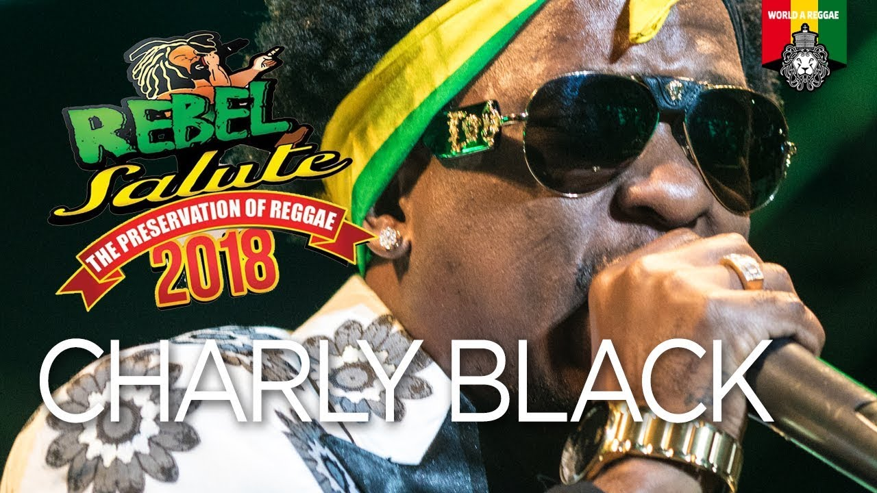 Charly Black & Tony Curtis @ Rebel Salute 2018 [1/13/2018]