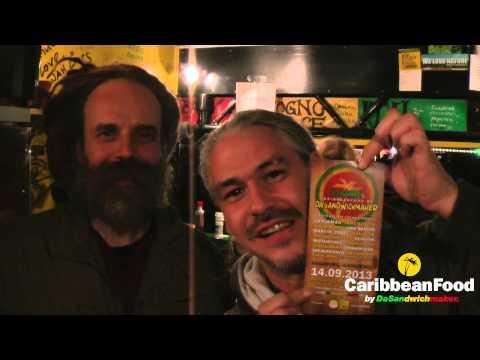 Drop: Ganjaman & Uwe Banton: 10 Jahre DaSandwichmaker [6/25/2013]