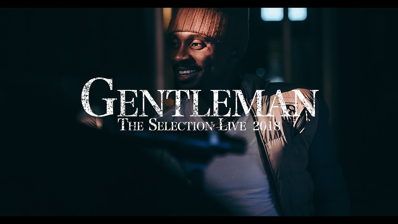 Gentleman Tourblog - The Selection Live in Bielefeld, Germany [11/15/2018]
