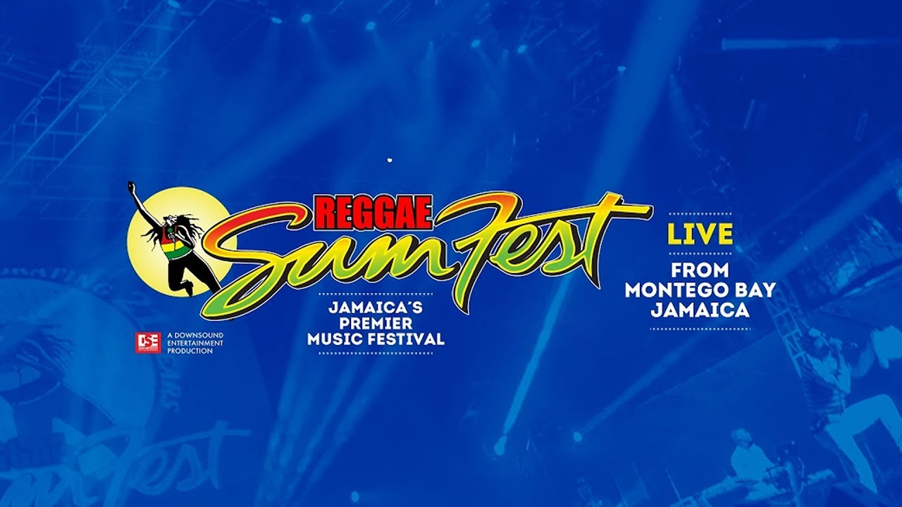 Reggae Sumfest 2017 - Live Stream (Saturday July 22nd) [7/22/2017]