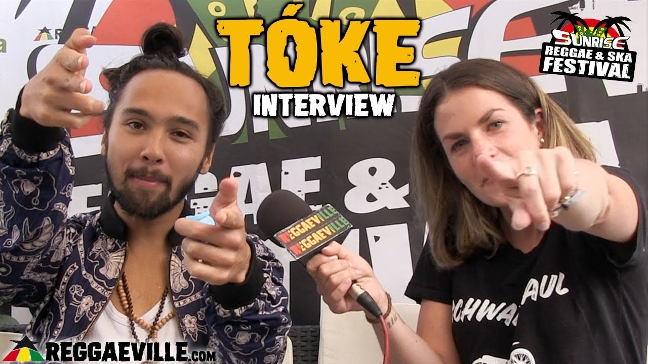 Tóke - Interview @ Sunrise Reggae & Ska Festival 2019 [7/13/2019]