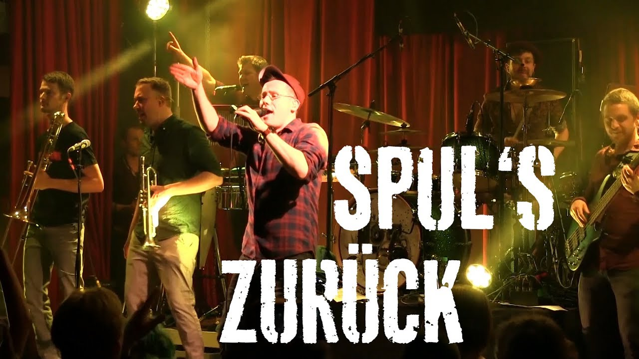 Berlin Boom Orchestra - Spul's zurück (Live at Lido) [10/10/2019]