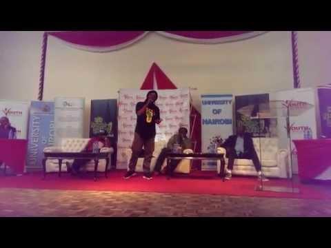 Peetah Morgan Speech @ University of Nairobi [11/6/2016]