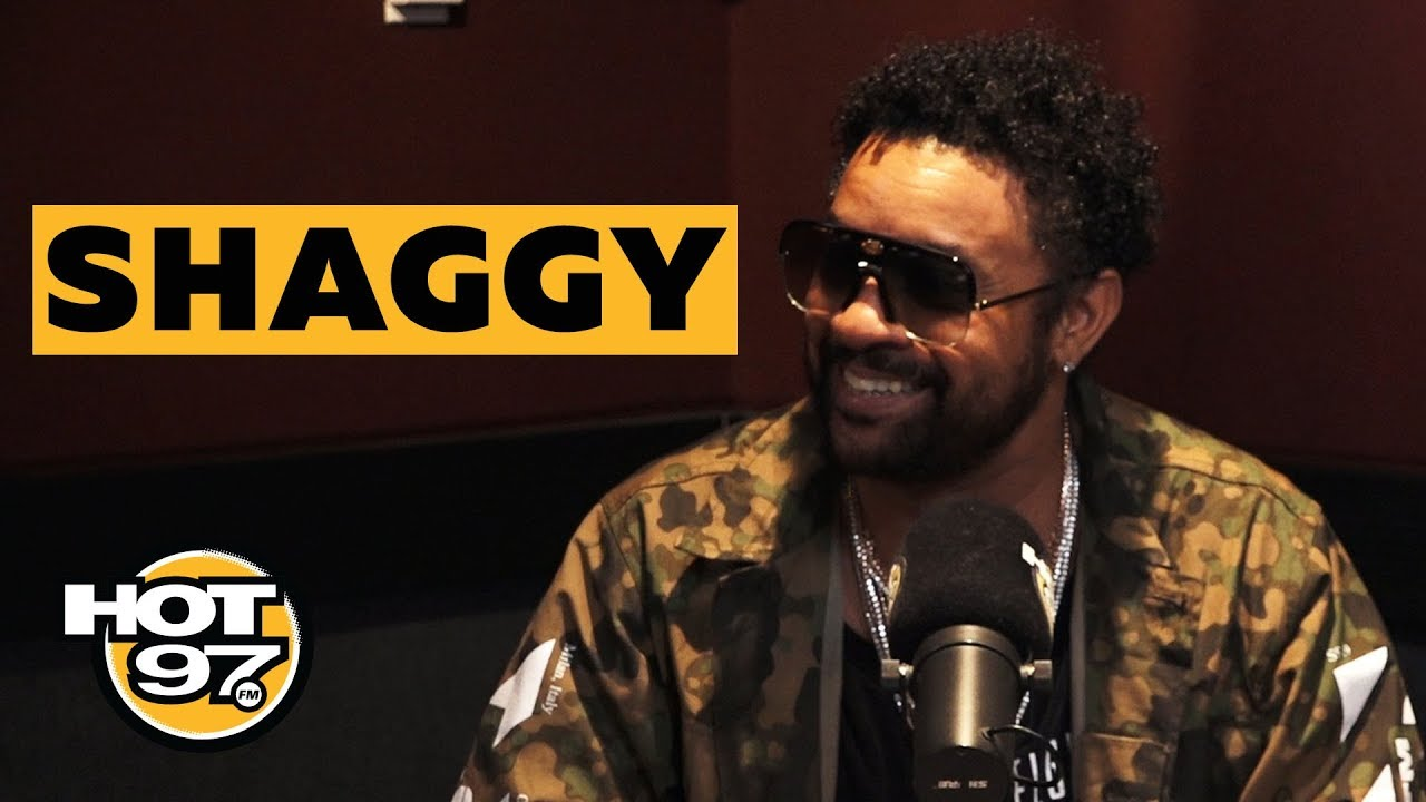 Shaggy Interview @ Ebru In The Morning [5/14/2019]