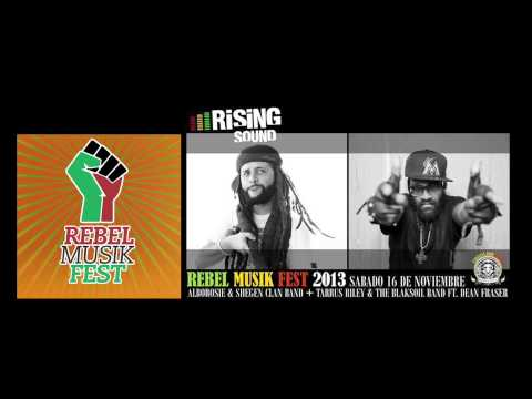 Drop: Alborosie @Rebel Musik Fest [10/27/2013]