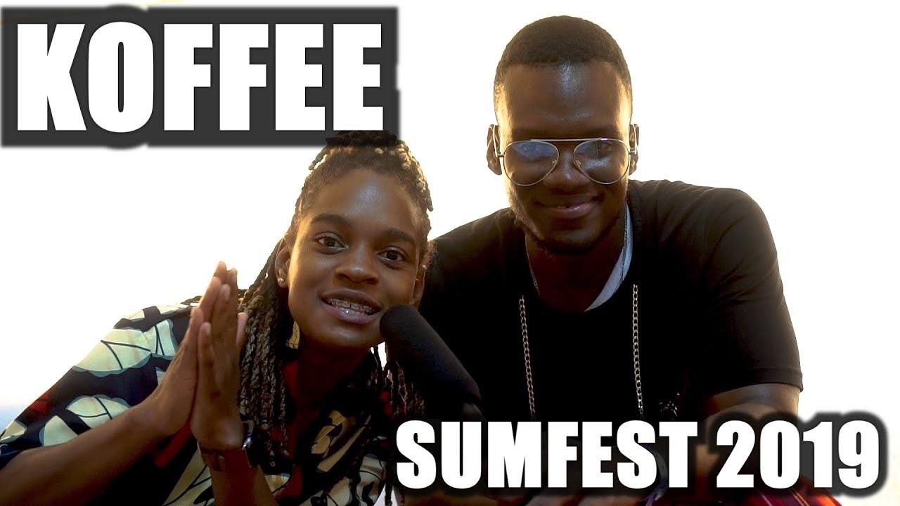 Koffee Interview @Reggae Sumfest 2019 (TheDuttyBerryShow) [7/19/2019]