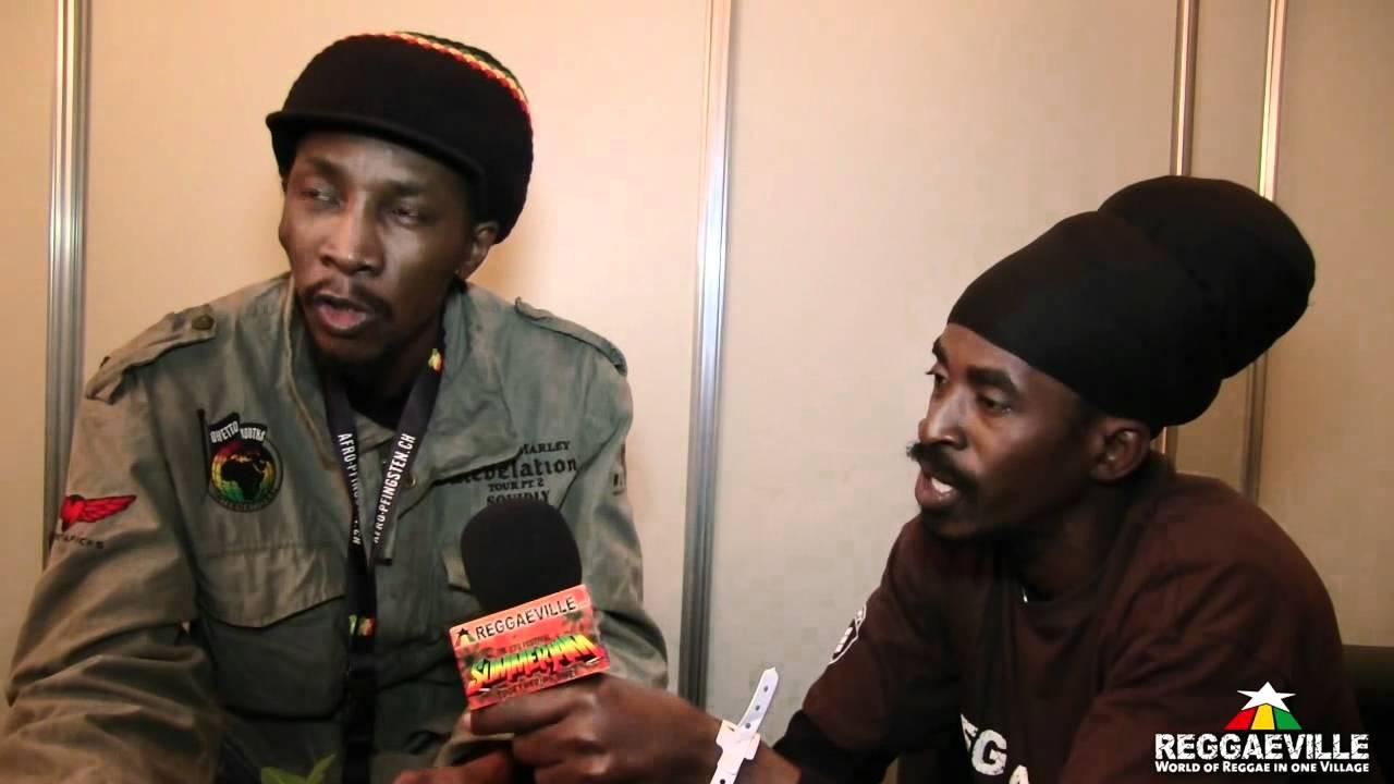 Interview: Squidley Cole @ SummerJam [7/8/2012]