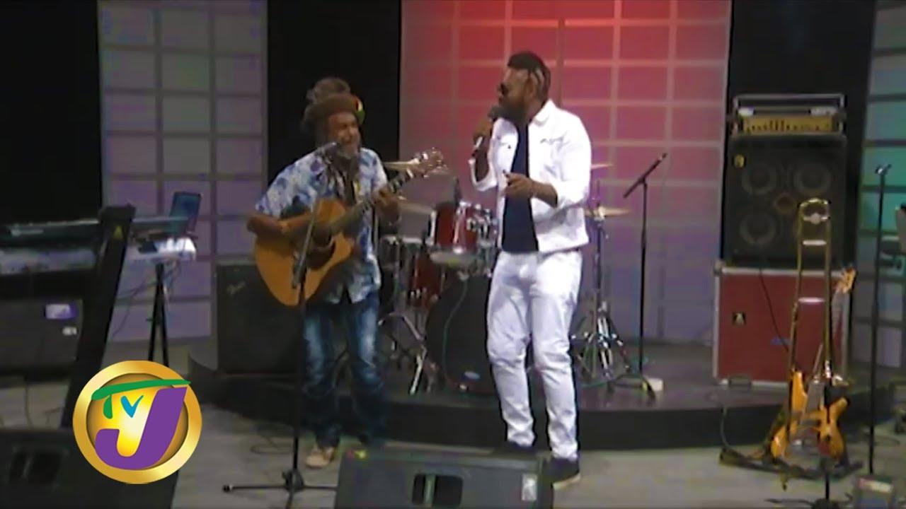 David Hinds & Tony Rebel @ TVJ Smile Jamaica [1/15/2020]