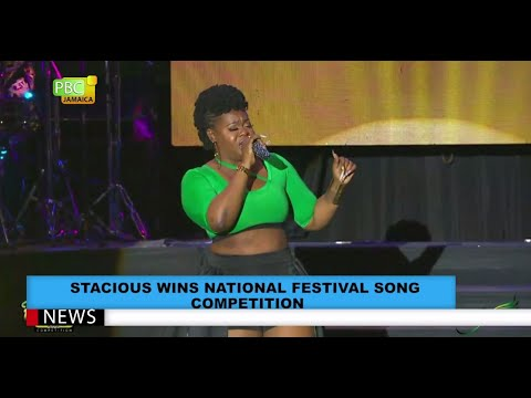 Stacious Wins National Festival Song Competition [7/23/2021]