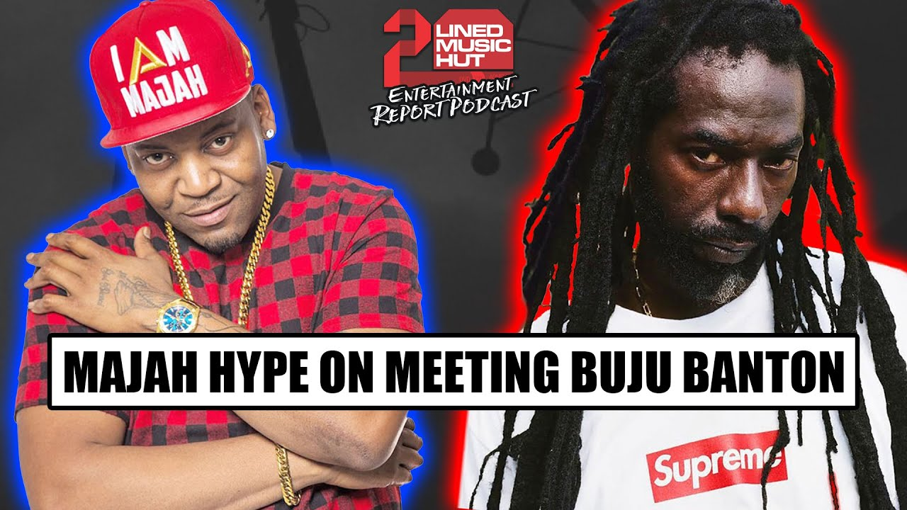 Majah Hype On Meeting Buju Banton For The First Time [3/24/2020]