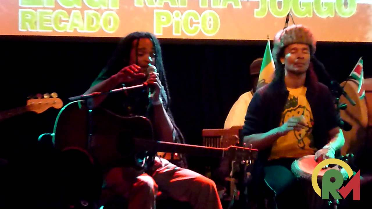 Rapha Pico & The Roots Rockers - I Love You in Amsterdam, Netherlands @ Reggae Unplugged [3/21/2015]