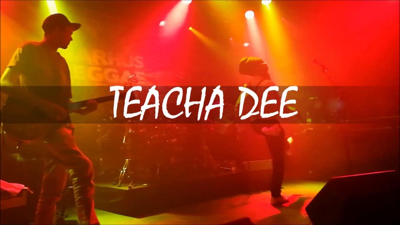 Teacha Dee @ Aarhus Reggae Festival 2017 [10/1/2017]