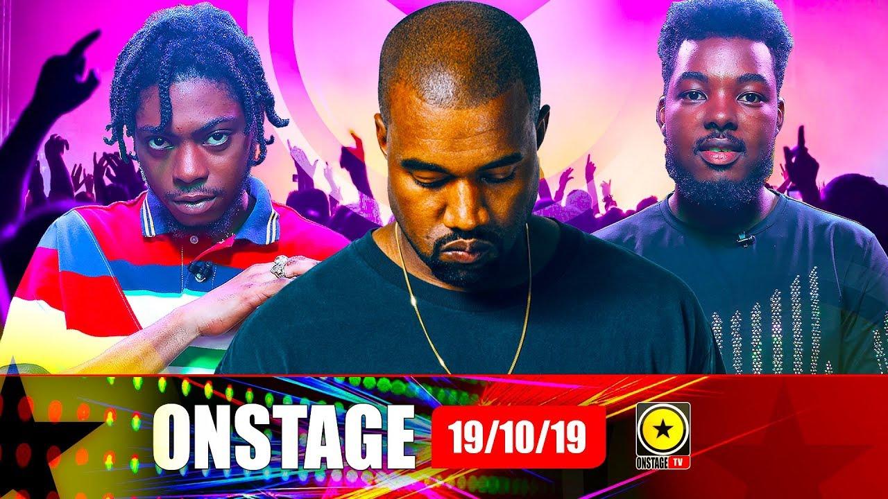 Daddy1, Devin Di Dakta, Kanye West, Heavy D @ OnStage TV [10/19/2019]