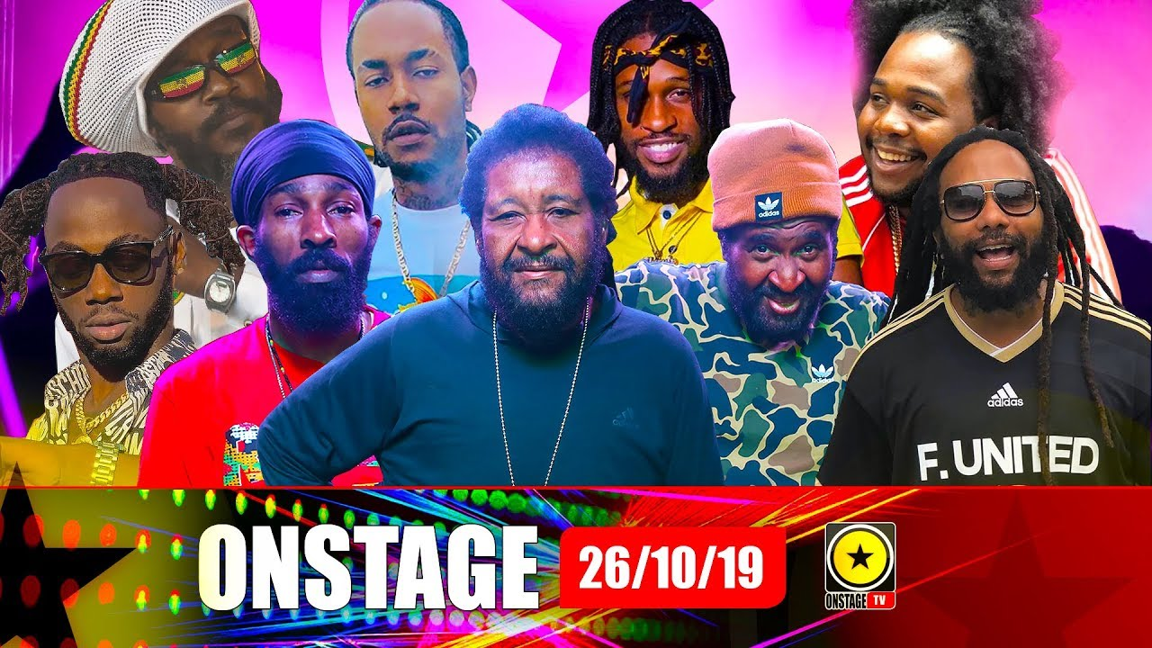 Spragga Benz, Inner Circle, Quada & Goya @ OnStage TV [10/26/2019]