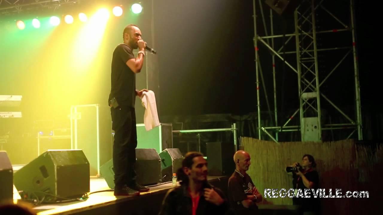 Baby Cham @ Reggae Geel [8/3/2012]