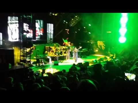 Damian Marley - Welcome to Jamrock @ Winter On The Rocks [1/30/2015]