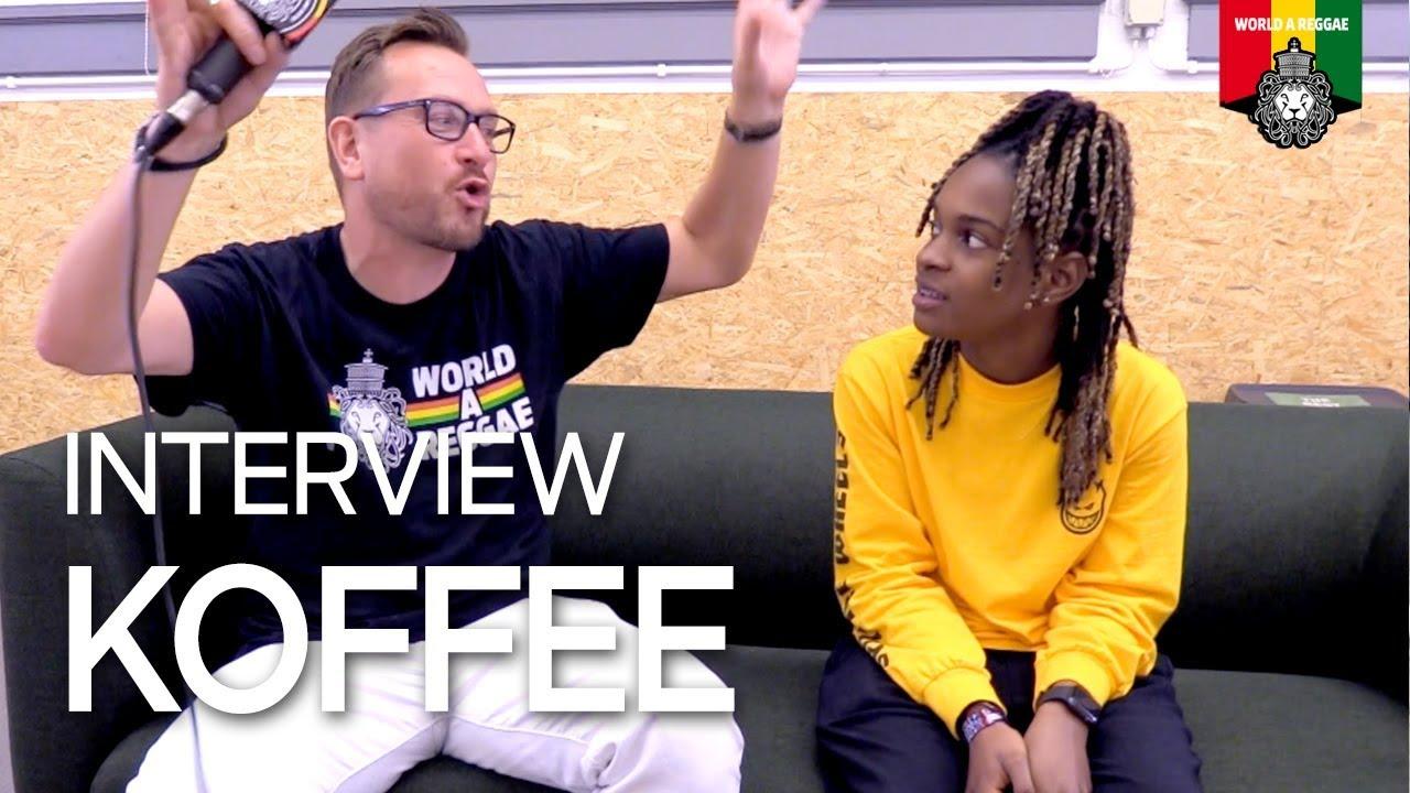 Koffee Interview @ World A Reggae [6/28/2019]